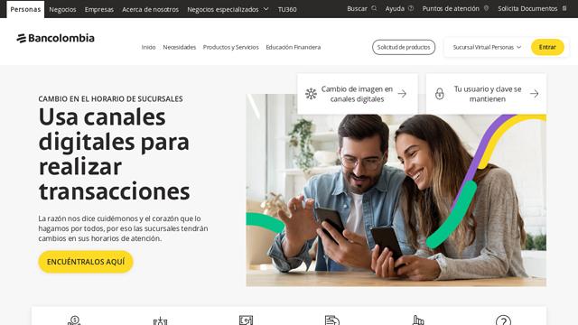 Bancolombia API koppeling