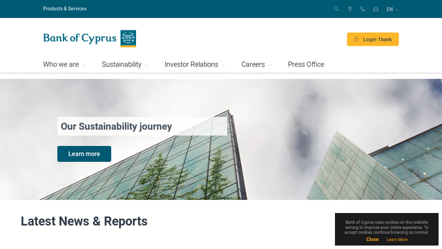 Bank-of-Cyprus API koppeling