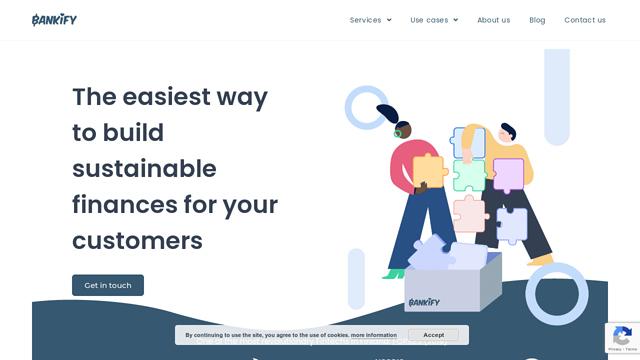 Bankify API koppeling