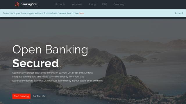 BankingSDK API koppeling