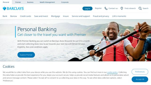 Barclays API koppeling