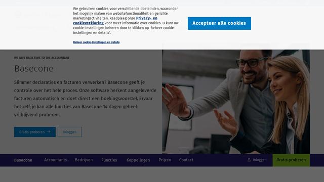 Basecone API koppeling