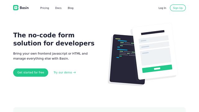 Basin API koppeling