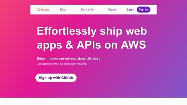 Begin API koppeling