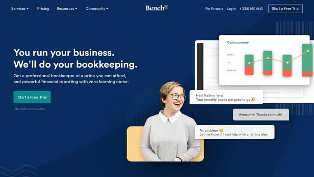 Bench-Accounting API koppeling