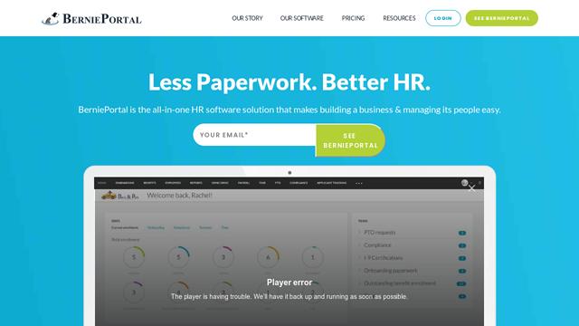 BerniePortal API koppeling