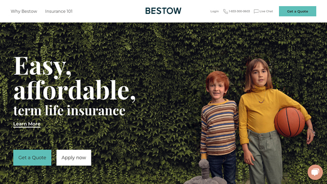 Bestow API koppeling