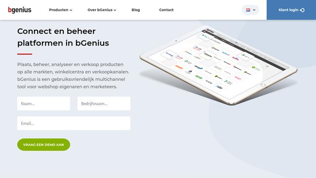 BGenius API koppeling