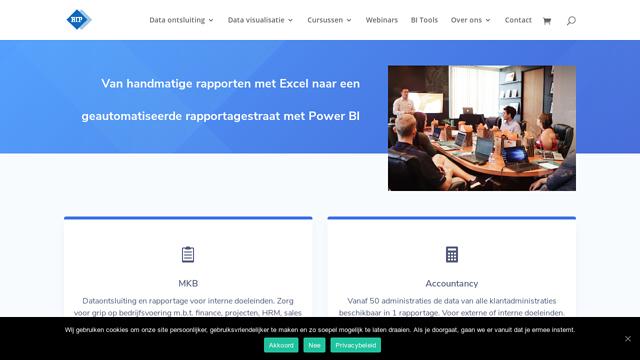 BI-Partners API koppeling