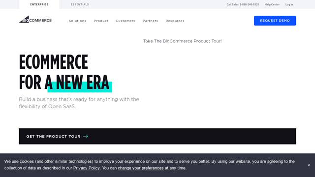BigCommerce API koppeling