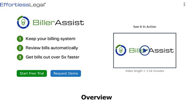 BillerAssist API koppeling