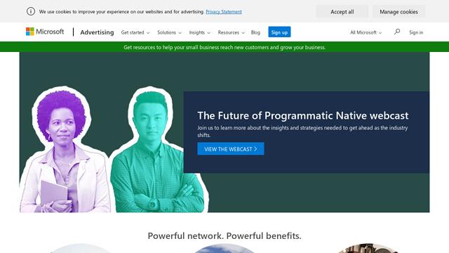 Bing-Ads API koppeling