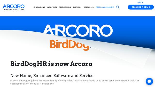 BirdDogHR API koppeling