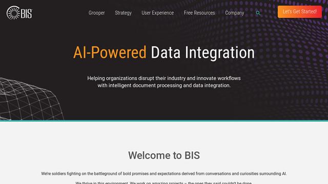 BIS API koppeling