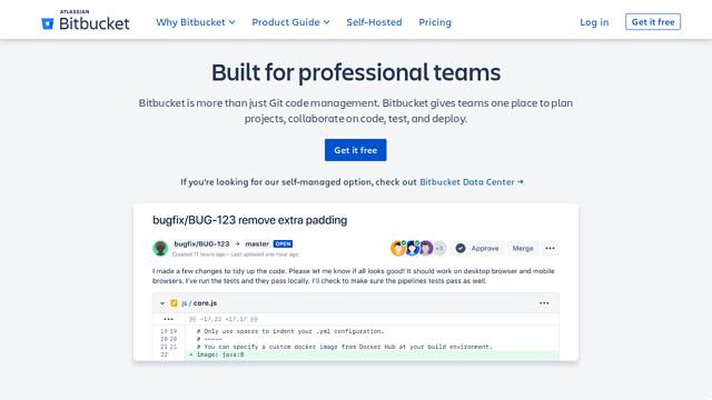 Bitbucket API koppeling