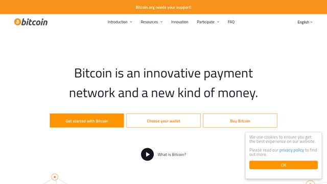 Bitcoin API koppeling