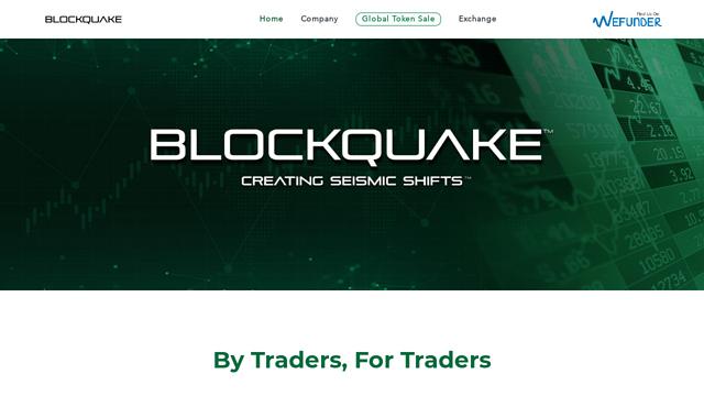 BlockQuake API koppeling