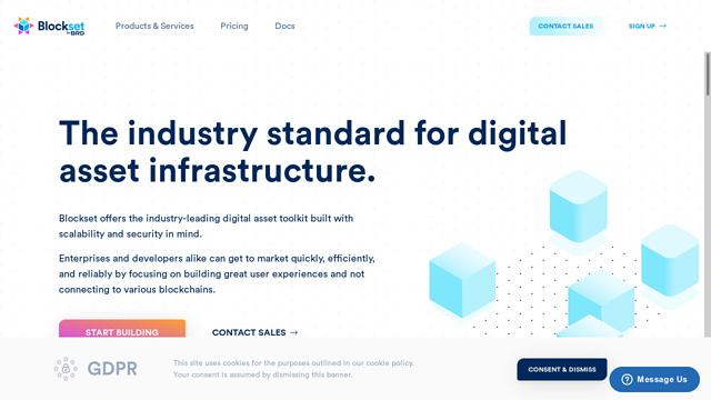 Blockset API koppeling