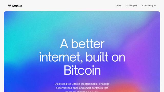 Blockstack API koppeling