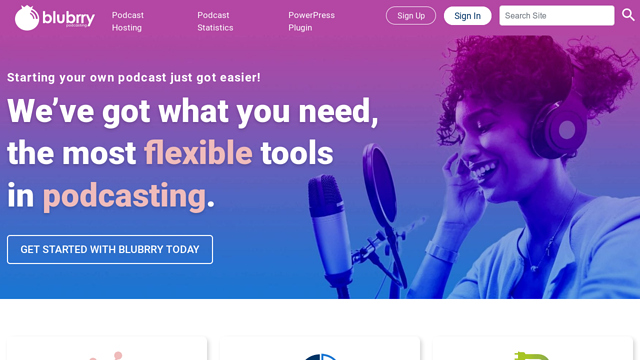 Blubrry-Podcasting API koppeling