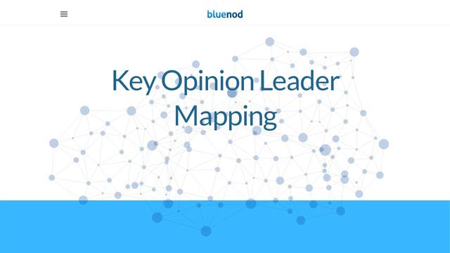 Bluenod API koppeling