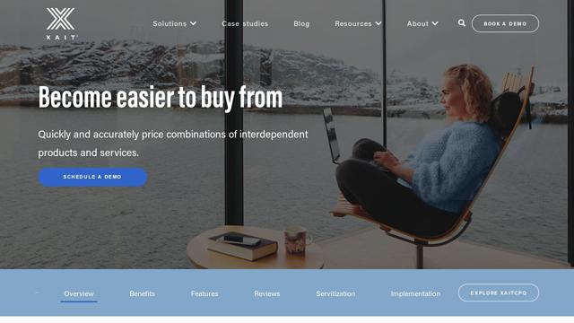 BlueprintCPQ API koppeling