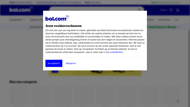 Bol.com API koppeling