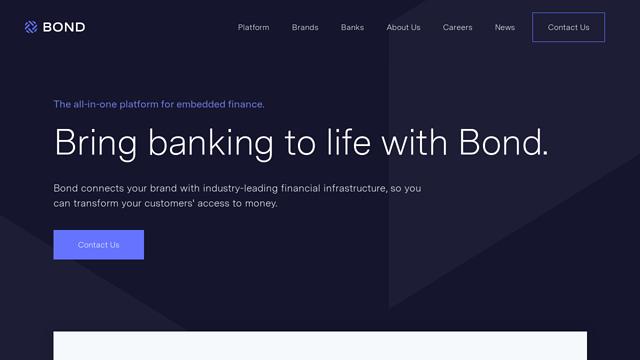 Bond API koppeling