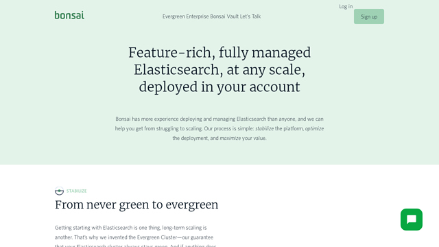 Bonsai-Search API koppeling