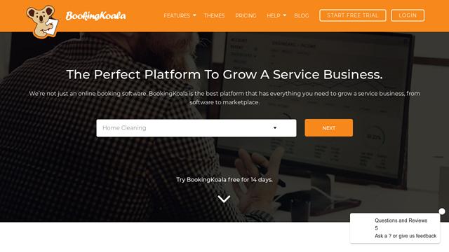 BookingKoala API koppeling