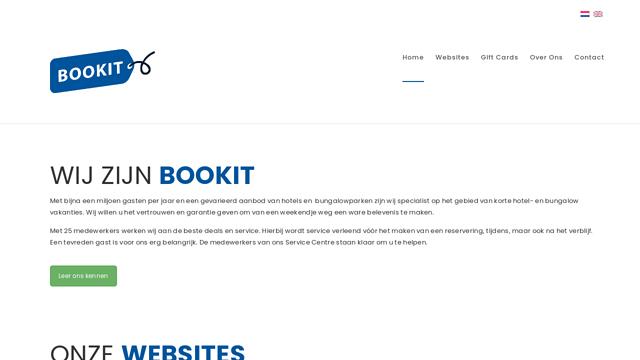 Bookit API koppeling