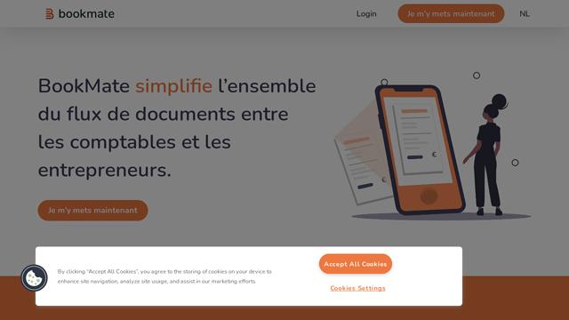 BookMate API koppeling
