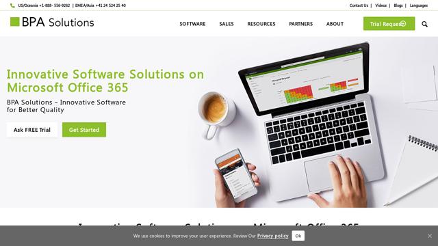 BPA-Solutions API koppeling