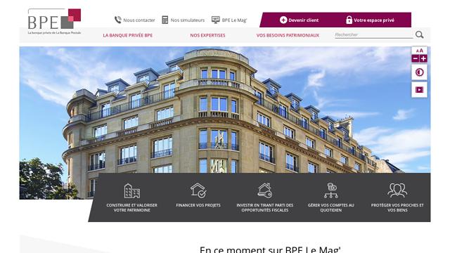 BPE-(Banque-Privée-Européenne) API koppeling