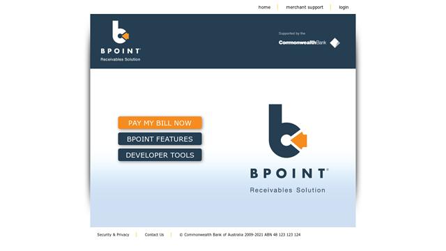Bpoint API koppeling