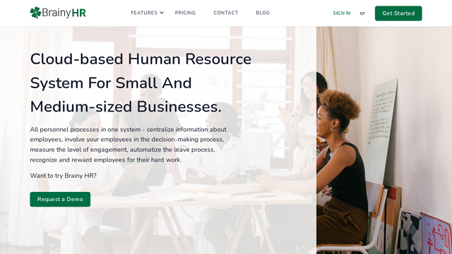 Brainy-HR API koppeling