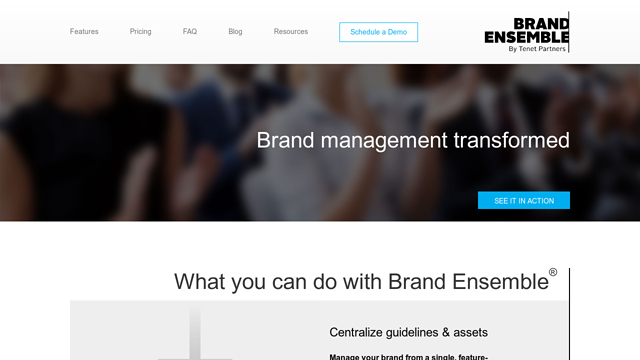 Brand-Ensemble API koppeling