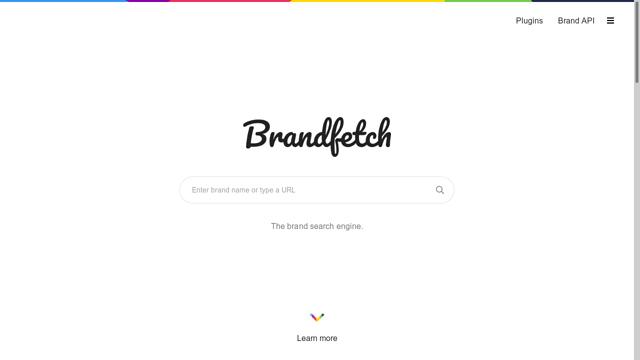 Brandfetch API koppeling
