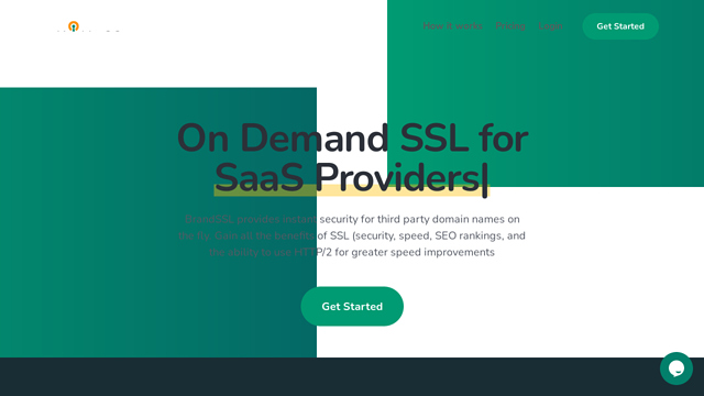 BrandSSL API koppeling