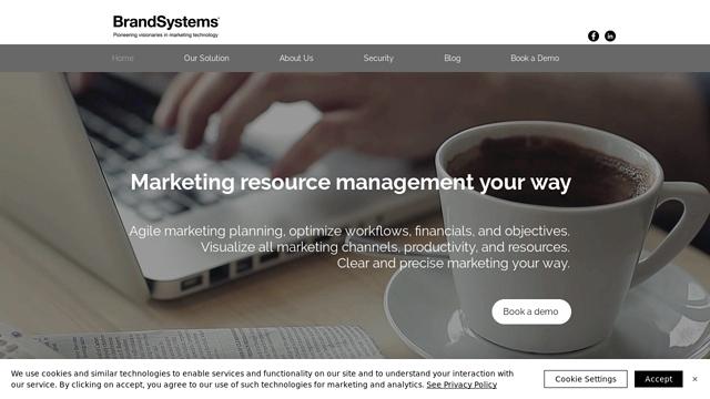 Brandsystems API koppeling