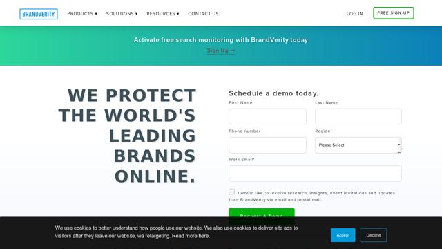 Brandverity API koppeling