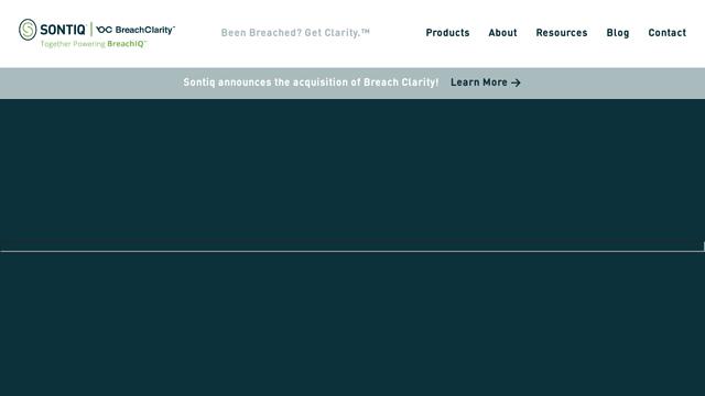 BreachClarity API koppeling