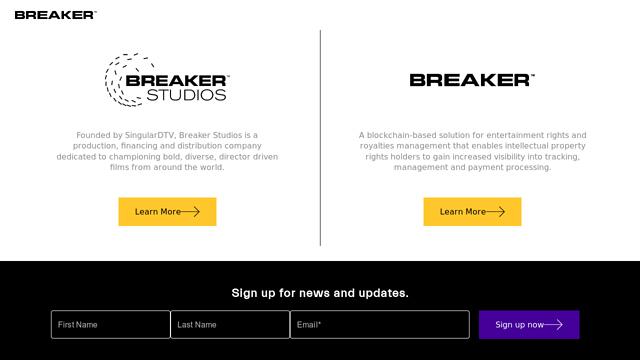 Breaker API koppeling