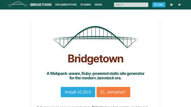 Bridgetown API koppeling