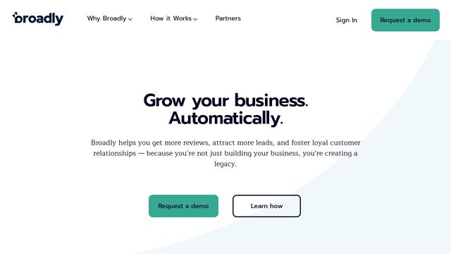 Broadly API koppeling