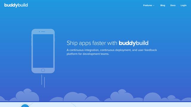 buddybuild API koppeling