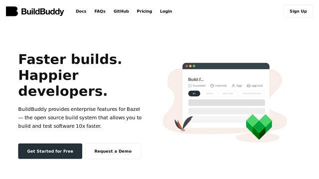 BuildBuddy API koppeling