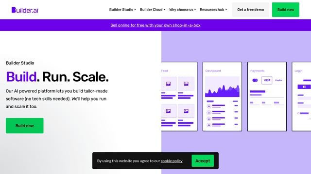 Builder API koppeling