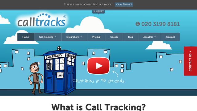 Calltracks-Ltd API koppeling