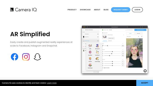 Camera-IQ API koppeling